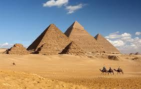 همه چیز در مورد اهرام مصر به صورت پاورپوینت