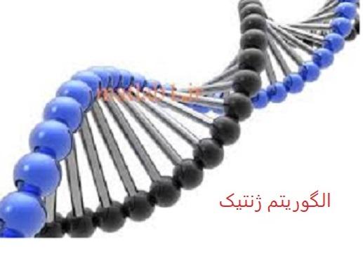 همه چیز در مورد الگوریتم ژنتیک(پاورپوینت)