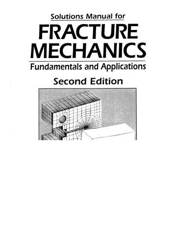 حل المسائل مکانیک شکست اندرسون