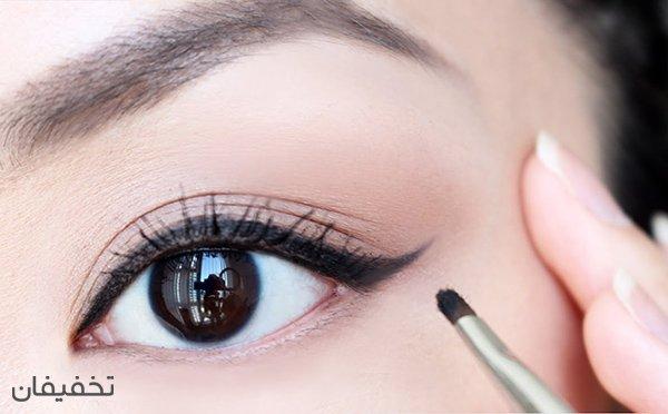 دانلود کتاب آموزش تصویری ۵۰۰ نوع آرایش چشم و ابرو