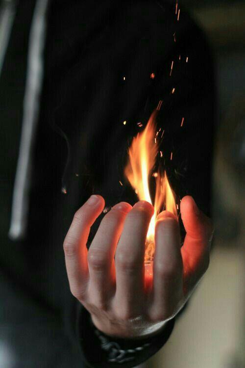 آموزش پیروکینزی(کنترل آتش)