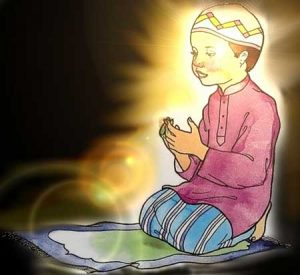 انشا در مورد نماز خواندن و عبادت