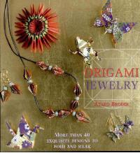 جواهرات اوریگامی - نوشته آیاکو برودک