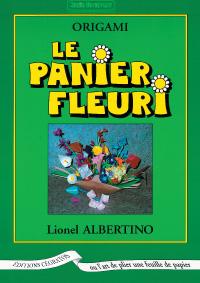 کتاب سبد گل با اوریگامی - آلبرتینو لیونل