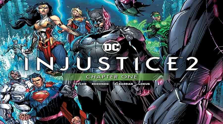 Injustice:2 001