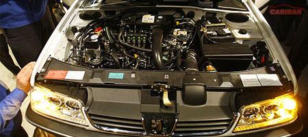 پروژه کارشناسی مکانیک با عنوان تحلیل و آنالیز قطعه های خودرو پژو 405