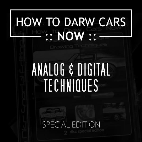 مجموعه آموزشی HOW TO DRAW CARS NOW