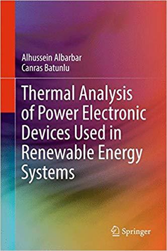 کتاب Thermal Analysis of Power Electronic Devices