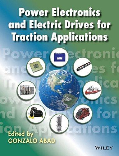 کتاب Power Electronics and Electric Drives for Traction Applications