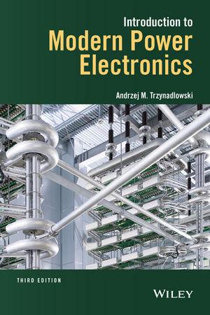 کتاب Introduction to modern power electronics