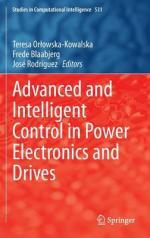 کتاب Advanced and Intelligent Control in Power electronics and drives