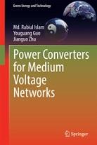 کتاب Power Converters for Medium Voltage Networks