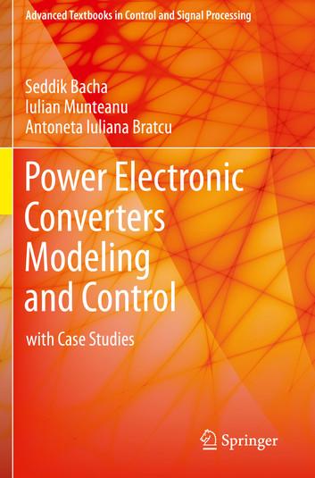 کتاب Power Electronic Converters Modeling and Control (with Case Studies)