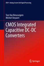 کتاب CMOS Integrated Capacitive DC–DC Converters