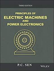 کتب Principles of Electric Machines and Power Electronics