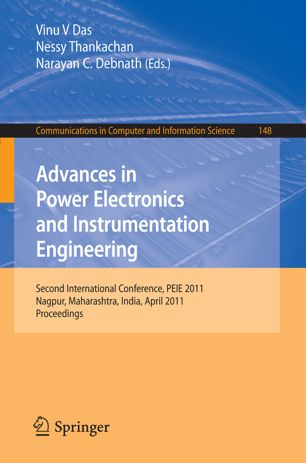 کتاب Advances in Power Electronics and Instrumentation Engineering