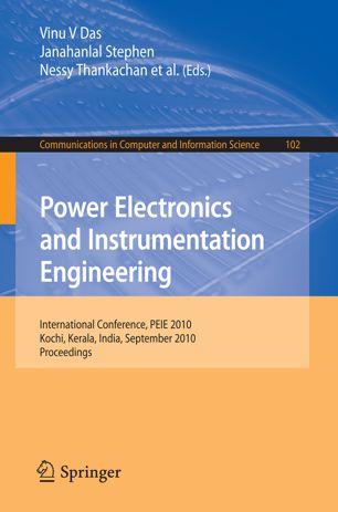 کتاب Power Electronics and Instrumentation Engineering