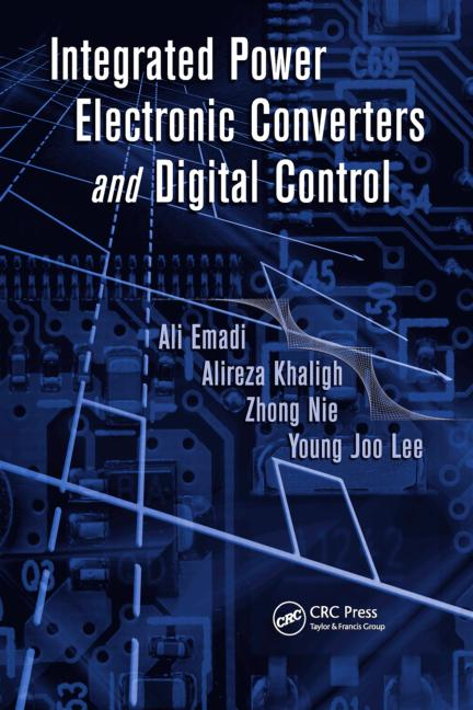 کتاب Integrated Power Electronic Converters and Digital Control