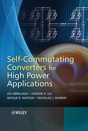 کتاب Self-Commutating Converters for High Power Applications