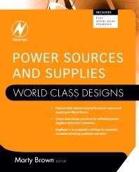 کتاب Power Sources and Supplies (World Class Designs)
