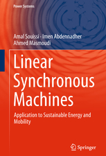 کتاب Linear Synchronous Machines (Application to Sustainable Energy and Mobility)