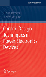 کتاب Control Design Techniques in Power Electronics Devices