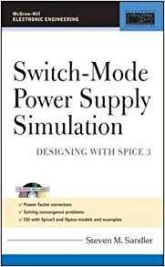 کتاب Switchmode Power Supply Simulation With PSpice and SPICE 3