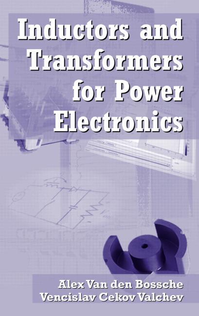 کتاب Inductors and Transformers for Power Electronics