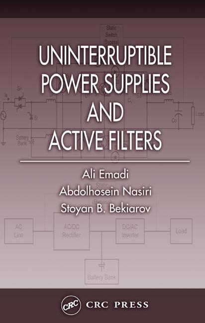 کتاب Uninterruptible power supplies and active filters