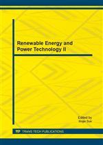 کتاب Renewable Energy and Power Technology II