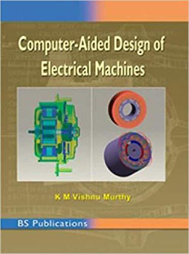 کتاب Computer-aided Design of Electrical Machines