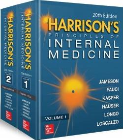 دانلود کتاب طب داخلی هاریسون 2018 pdf