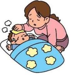 کودک خود را از تب نجات دهید