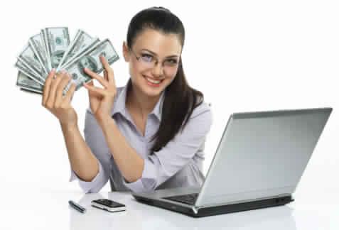 کسب درآمد از اینترنت روزانه 100هزارتومان به بالا