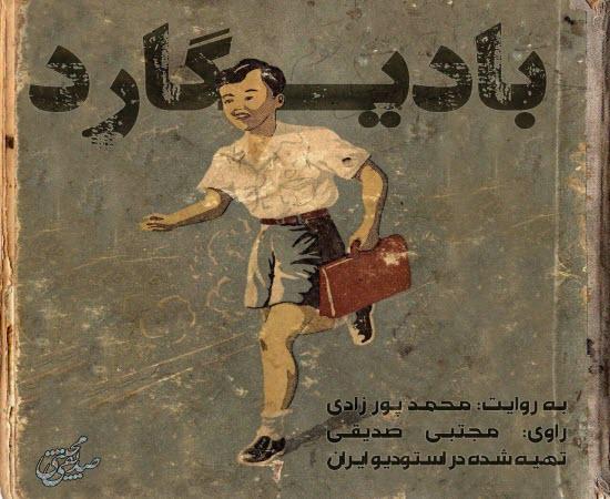 کتاب صوتی بادیگارد اثر محمد پور زادی
