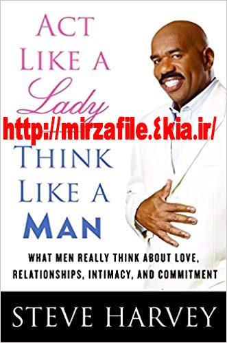 کتاب Act Like a Lady, Think Like a Man