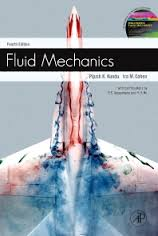کتاب Fluid Mechanics 4e Solutions Kundu & Cohen