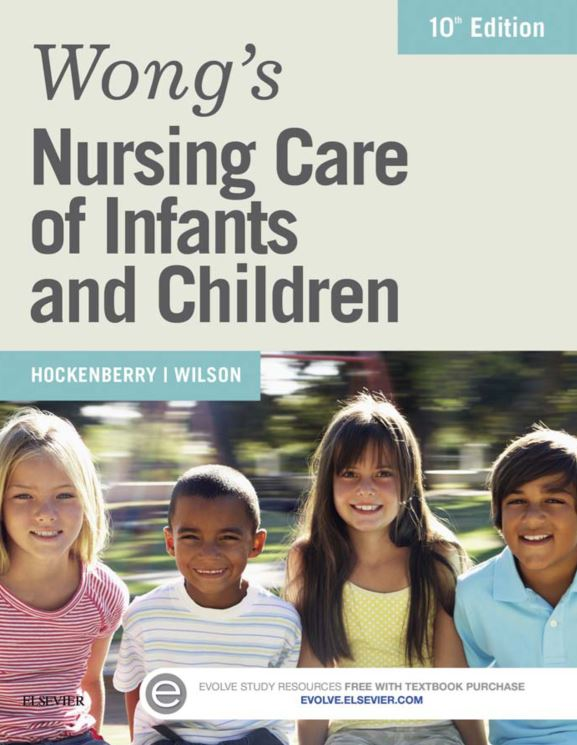 پرستاری نوزادان و کودکان ونگ