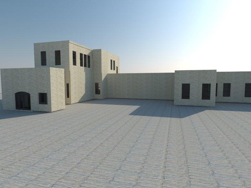 طرح 3 معماری
