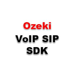 Ozeki SDK v1.6.0