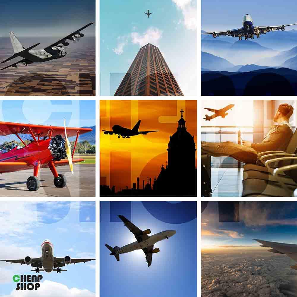 مجموعه ی جدید، فوق العاده متنوع و جذاب تصاویر هواپیما
