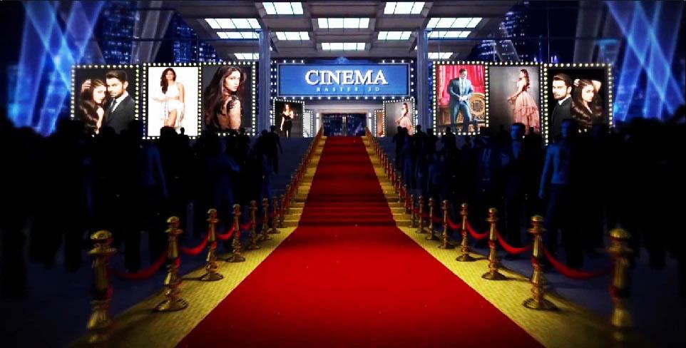 دانلود پروژه افتر افکت فرش قرمز Red Carpet برای شروع فیلم (تخفبف ویژه)