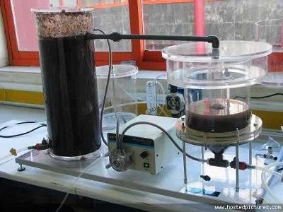 تحقیق تصفیه بیولوژیکی پسآب صنعتی