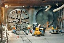 بررسی حفاری تونل برای انتقال آب از سد