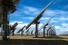 سلول خورشیدی،شبیه سازی و تولید،بررسی انواع نیروگاه ردیاب خورشیدی
