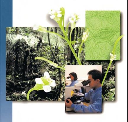 زیست شناسی گیاهان