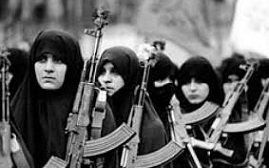 نقش زنان در دفاع مقدس