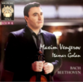 Maxim Vengerov Plays Bach & Beethoven