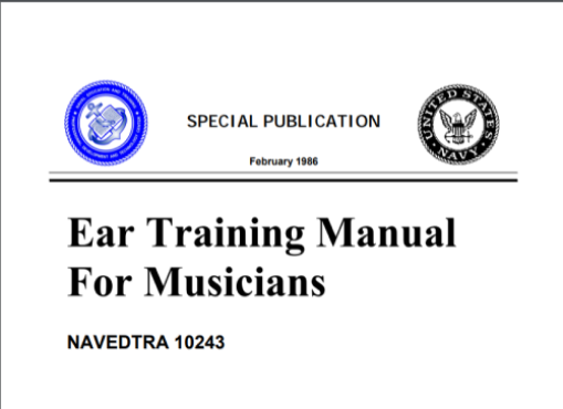 کتاب آموزش سلفژ Ear Training Manual For Musicians