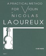 بخش 1 كتاب  A Practical Method For Violin- Nicolas Laoureux (part 1 )